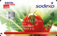 Gastro Pass CARD – Sodexo – světový lídr ve službách pro kvalitu života